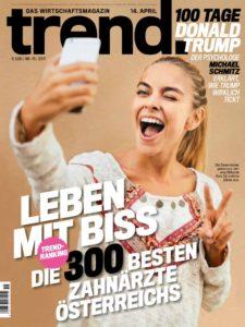Trend-Ranking: Die 300 besten Zahnärzte Österreichs