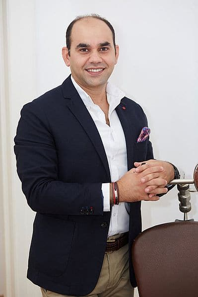 Dr. Ali Al Sammarae - Zahnarzt in Wien